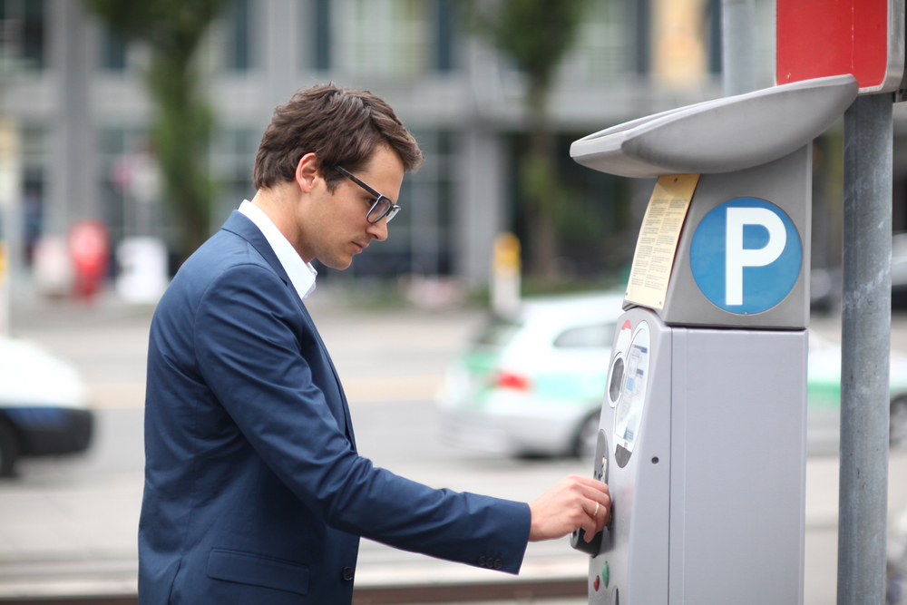 Kako platiti parking