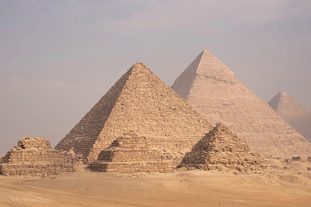 Kako su nastale piramide