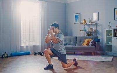 Kako vježbati kod kuće