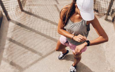 Satovi za trčanje